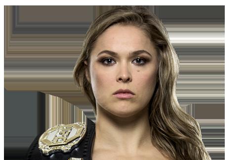 "Ronda Rousey ""Rowdy"""