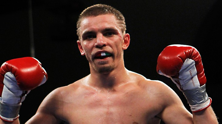 Ivan Redkach vs. Erick Martinez Featured on Oct. 14 Alexander-Martinez Undercard