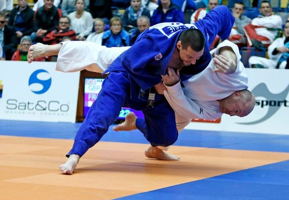 IJF Judo Veteran World Championships 2015 Amsterdam Day 4 Recap & Photos