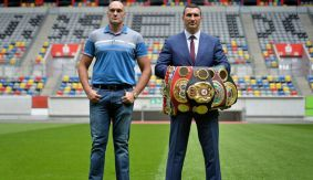 Klitschko vs. Fury Rescheduled for Nov. 28 at Dusseldorf's Esprit Arena