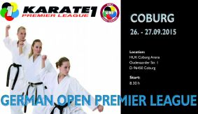 Results from Karate1 Premier League in Coburg, Germany