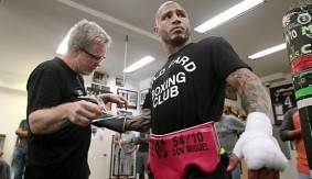 Boxing_MiguelCotto_FreddieRoach