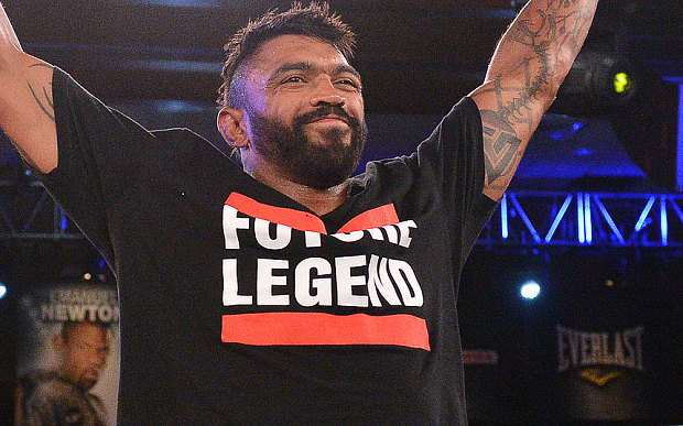 Sept. 18 The MMA Report – Liam McGeary, Francis Carmont, Todd Martin