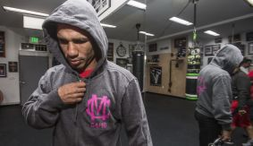 Boxing_MiguelCotto_TrainingCampArrival_2015_093015