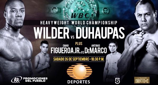 Wilder vs. Duhaupas Media Conference Call Transcript & Audio