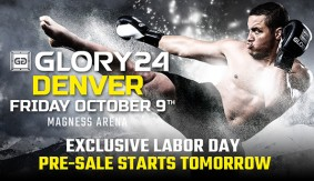 Levin Injured; Wilnis Meets Schilling, Plus Barry Returns at GLORY 24