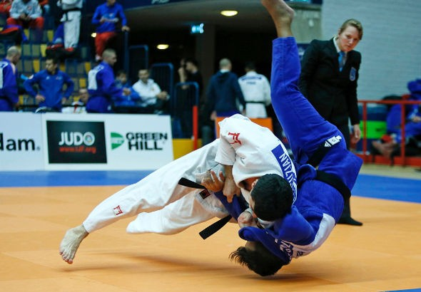IJF Judo Veteran World Championships 2015 Amsterdam Day 2 Recap & Photos
