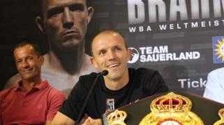 Braehmer in Top Shape Ahead of WBA Title Defense