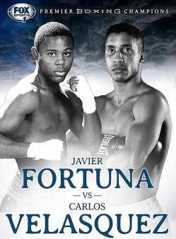 Boxing_Poster_JavierFortuna_CarlosVelasquez