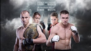 Igor Svirid vs. Vitaly Bigdash to Headline ONE: Tigers of Asia on Oct. 9