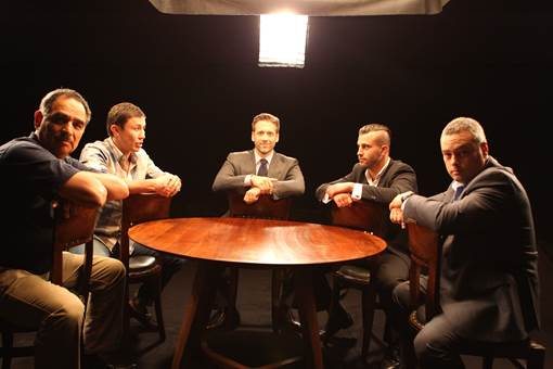 Face Off with Max Kellerman: Golovkin vs. Lemieux Premieres Saturday on HBO
