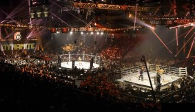 Two Fights, One Floor – Bellator MMA: Dynamite 1 to Feature Simultaneous Prelims