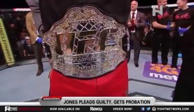 Jones Receives Probation, Rich Franklin Retires on Newsmakers