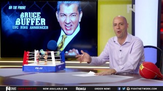 "MMA Meltdown with Gabriel Morency – Bruce Buffer on Nick Diaz, ""It's Time"" and More"