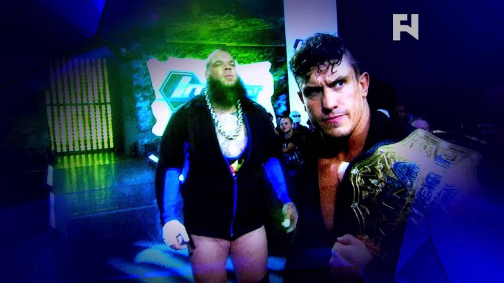 TNA IMPACT Wrestling – EC3 & Tyrus vs. Galloway & Hardy, Tune in Wed. at 9 p.m. ET!