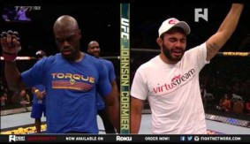UFC Japan Fallout: Hall Upsets Mousasi; Barnett Defeats Nelson on Newsmakers