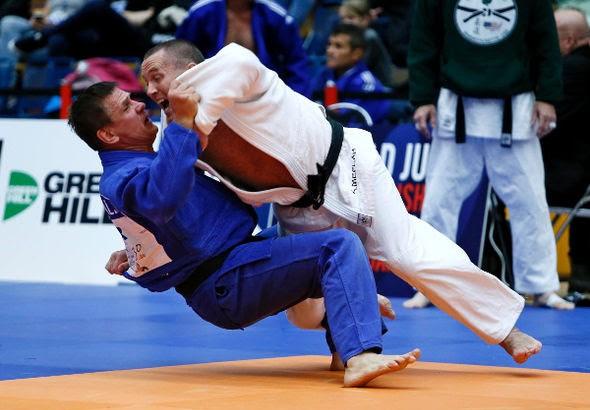 IJF Judo Veteran World Championships 2015 Amsterdam Day 3 Recap & Photos