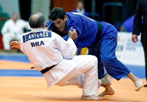 IJF Judo Veteran World Championships 2015 Amsterdam Day 1 Recap & Photos