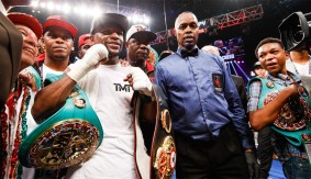Video – All Access: Mayweather vs. Berto Epilogue Preview