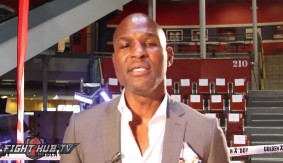Video – Bernard Hopkins Previews Golovkin vs. Lemieux