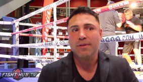 Video – Oscar De La Hoya Previews Golovkin vs. Lemieux