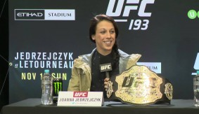 Video Replay – Full UFC 193 On Sale Press Conference