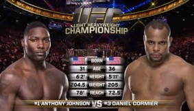 Video – UFC 192 Free Fight: Daniel Cormier vs. Anthony Johnson