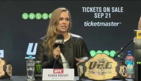 Video – UFC 193: On Sale Press Conference Highlights