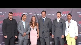 Video – UFC Fight Night Seoul: Ticket On Sale Press Conference