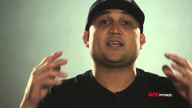 Video – UFC Fightography: B.J. Penn Preview