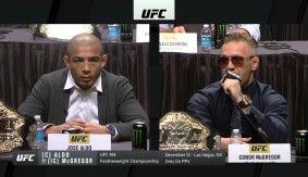 Video – UFC 'GO BIG' Presser: Conor McGregor Best Moments