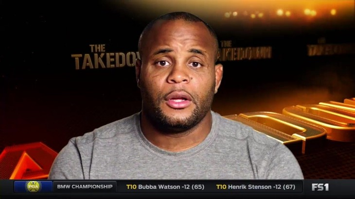 Video – UFC Ultimate Insider: The Takedown: Daniel Cormier
