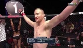 Video – WSOF 23 Free Fight: Justin Gaethje vs. Luis Palomino 1