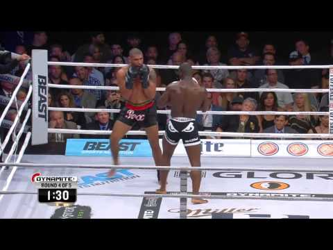Videos – Full GLORY Fights from Bellator MMA: Dynamite 1