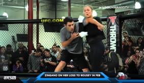 Videos & Quotes – Inside MMA: Cat Zingano, Greg Jackson, Mike Winkeljohn, Javier Mendez