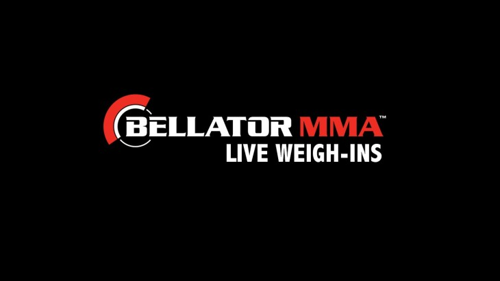 Watch LIVE Friday at 8p ET – Bellator MMA: Dynamite 1 Weigh-ins