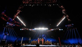 Watch LIVE – Mayweather vs. Berto Post-Fight Press Conference