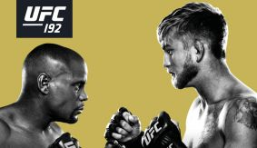 UFC 192: Cormier vs. Gustafsson Weigh-in Results