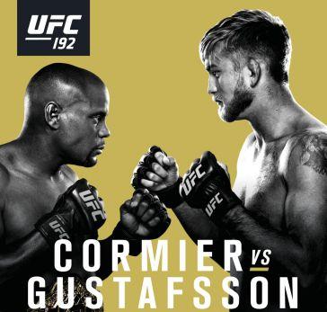 Quick Shots – UFC 192: Cormier vs. Gustafsson