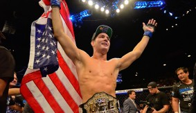 Oct. 30 The MMA Report feat. Chris Weidman, Michael Chandler