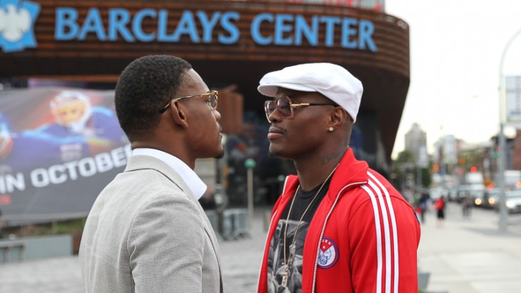 Daniel Jacobs vs. Peter Quillin Press Conference Quotes & Photos for Dec. 5 Clash
