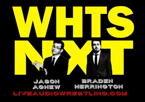 April 28 Edition of whtsNXT with Jason Agnew & Braden Herrington