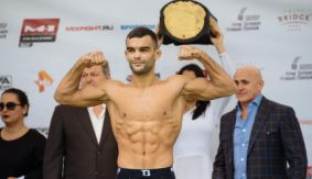 M-1 Challenge 62 LIVE on Fight Network Weigh-in Results & Photos
