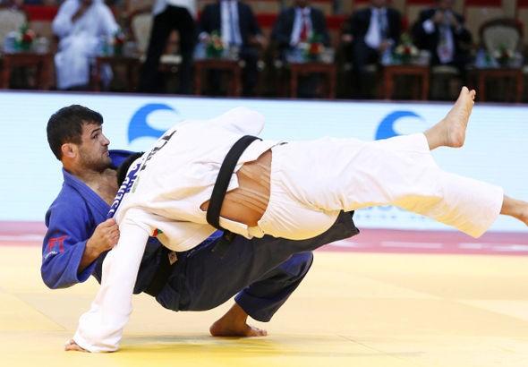 IJF Abu Dhabi Judo Grand Slam 2015 Day 1 Recap & Photos