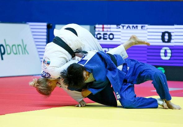 IJF Judo Grand Prix Tashkent, Uzbekistan Day 2 Recap & Photos