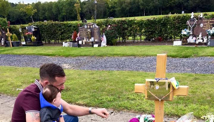 Patrick Hyland Looks to Find Solice in the Ring Following Death of His Father