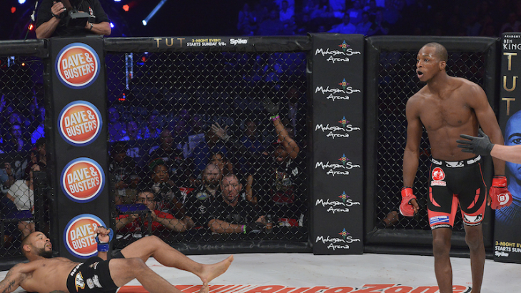 Michael Page Meets Charlie Ontiveros at Bellator 144 on Oct. 23 in Connecticut