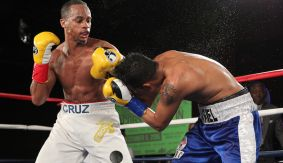 Full Report & Photos – Broadway Boxing: Louis Cruz Dominates in Return