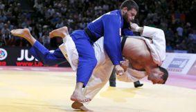 IJF Judo Grand Slam Paris Day 2 Recap & Photos