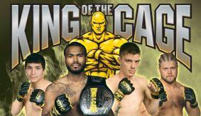 Jordan Griffin vs. Justin Likness Tops KOTC: Battle at the Lake on Nov. 14